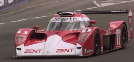 Тойота будет делать гоночные модификации