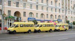 Неработающим маршрутчикам не удалось увеличить тариф на проезд