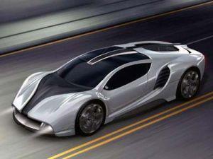 Супер-кар MC1 спроектировали за 90 суток