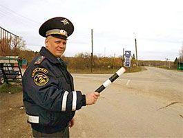 Самый искренний инспектор ДПС в РФ поехал на встречную полосу!