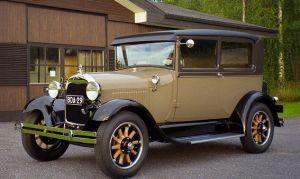 Из Форд 1929 года производства сделали раллийный супер-кар