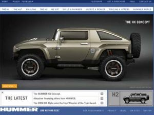 Определены самые лучшие сайты производителей автомобилей