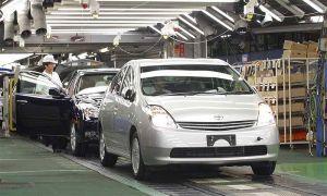 В 2007 году Япония сделала 11,5 млрд авто