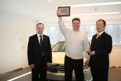 На Украине реализован 100-й формальный авто Инфинити