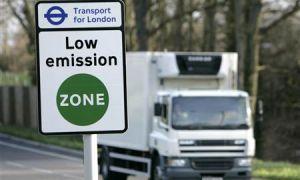 Лондон почистят от авто выхлопов штрафами