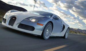Bugatti возведет авто дешевле Veyron