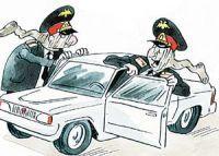 На Украине  27 млн. автолюбителей лишились прав