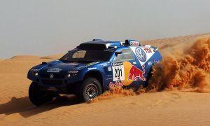 Автомобильный спорт: Дакар передвинулся в Западную Европу