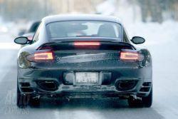 Рестайлинговый 911 Турбо