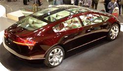 Хонда продемонстрирует в Женеве Аккорд, концепт CR-Z и водородный FCX Clarity