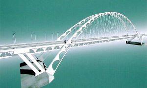 В Дубае возведут самый короткий во всем мире арочный мост