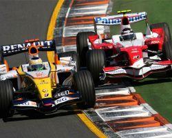 Гранд При Ф1 в Мельбурне перекроют!