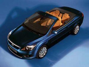 Форд Фокус Coupe-Cabriolet. «Семья» в сборе
