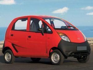 Индусский автомобильный рынок замер в предвкушении Тата Нано