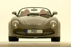 PGO Cevennes Турбо CNG будет представлен на Geneva Авто Show