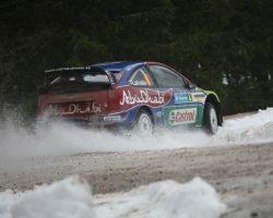 Свежий рекорд WRC на раунде в Швеции!