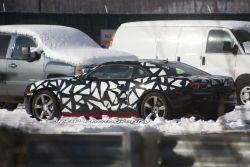 Разведывательные фото нового Chevrolet Камаро!