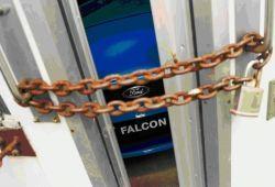 Фото нового Форд Falcon!