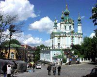 Андреевский спуск в Киеве будет закрыт для автотранспорта
