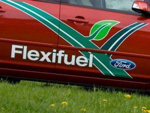 Для чего Европе машины Форд Flexifuel?