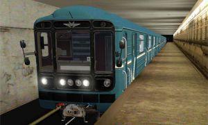 В городе Москва тюнингуют поезда метрополитена