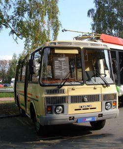В самом начале осени на Украину поступят свежие модификации автобусов ПАЗ