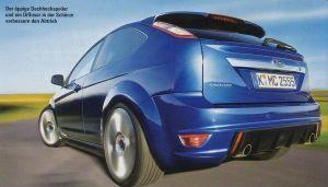 Свежий Форд Фокус RS!