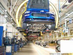 Изготовление легковых машин на Украине выросло на 27,1%