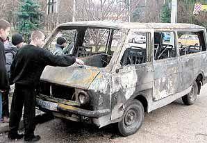 Послезавтра под стенками Кабмина будут бастовать тыс транспортников, таксистов и стандартных автолюбителей