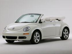 Фольксваген отзывает 510 авто New Битл Special Edition Triple White