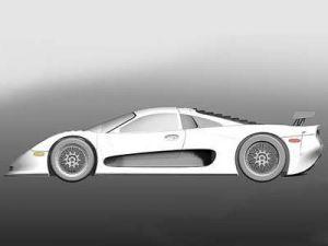 Mosler MT900 GTR XX – быстрейший супер-кар на планете