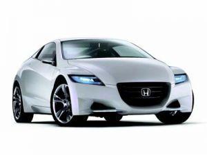 Смешанное купе Хонда CR-Z будет в 2011 году
