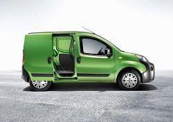 Фиат продемонстрирует в Женеве вагон Fiorino