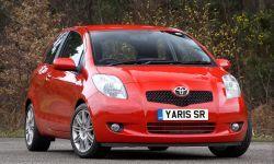Тойота Ярис SR появится в Европе