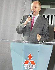 В 2008 году Украина будет №1 в Европе по продажам Мицубиси