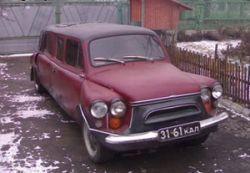 В Кировогорадской области замечен умелец, составляющий из Запорожцев лимузины