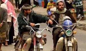 В Багдаде запретили двигаться на мотоциклах, байках и тележках