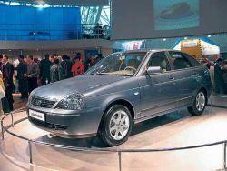 «АвтоВАЗ» собирается повысить реализации на Украине с помощью универсала Лада Калина и хетчбека Приора