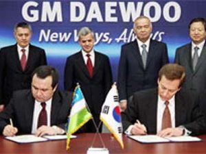General Motors будет создавать в Узбекистане Шевроле Лачетти