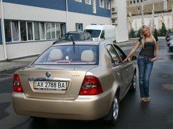 Реализации Джили на Украине прошли этап в 5000 авто