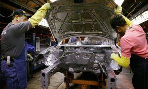 Автозавод General Motors остановлен из-за стачки поставщика