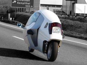 MonoTracer – покрытый байк за 52 000 euro