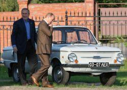 Машины отечественных правителей от Анатолия II до Путина