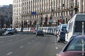 Кабмин позволил переоборудованным маршруткам работать до 2012 года