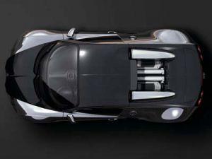 Bugatti Veyron Pur Sang продали за 3,2 млрд. euro