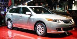Хонда Аккорд – ключевая премьера Женевы