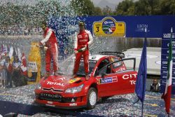 Бригада Ситроен – три раза чемпион Авто-ралли Мексики