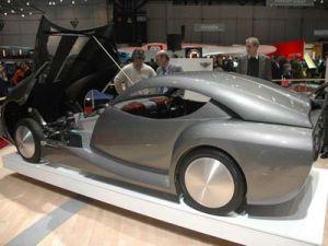 В Женеве продемонстрировали «живой» авто