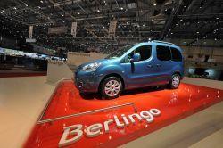 Citroёn на Интернациональном автомобильном салоне в Женеве
