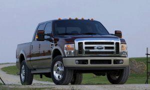 Форд отзывает с рынка 100 000 пикапов F-серии